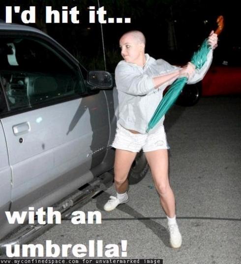 britneyumbrella